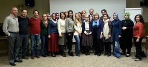Istanbul, Turkey, November 15-17, 2013-- 3-day Intensive Training on practice applications of our Family Resilience approach, organized by POEM (Psikoloji Organizasyonlari Ve Egitimleri Merkezi).