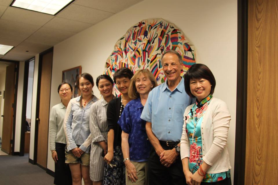 """Recent workshop at Ackerman Institute for the Family, on """"Our Human - Animal Bonds: Relational Significance and Therapeutic Applications"""""""